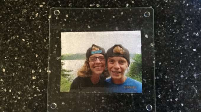 Personalized Photo Trivet
