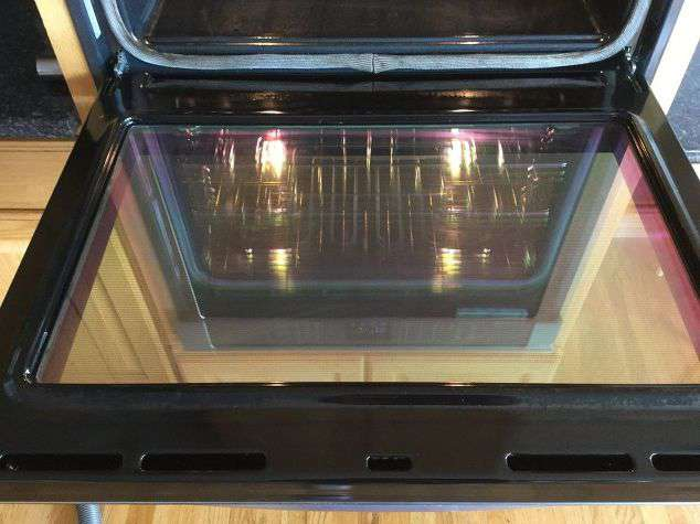 how to clean your oven grill