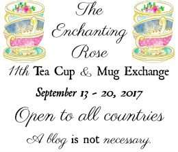 Tea Cup & Mug Exchange Reveal