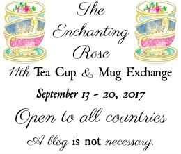 Tea Cup & Mug Exchange Reveal