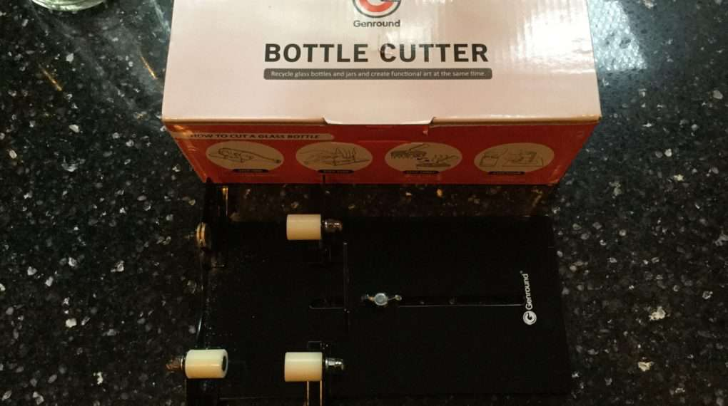 I purchased my bottle cutter from Amazon - you can view it here