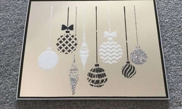 Glittery Mirror for the Holidays – Subscriber Exclusive!
