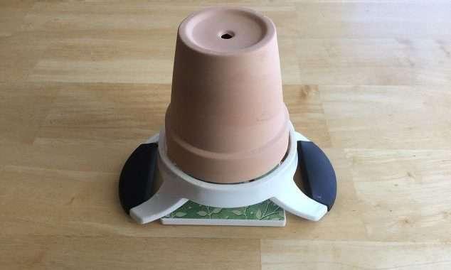 Terra Cotta Personal Space Heater