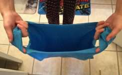 Make A Recycle Bag From A T-Shirt
