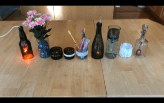 Using a Bottle Cutter – Bottle Crafts!
