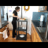 Kitchen Island/Storage Self Hack