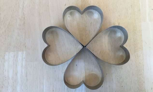 Cookie Cutters to 4 Leaf Clover