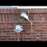 Pouring Teapot & Tea Cup