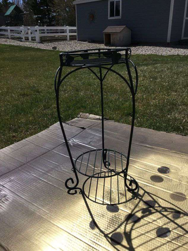 How to remove rust from garden furniture