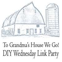 To Grandma's House we go! (Wednesday Link Party #80)