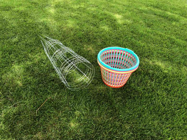 Easy Frisbee Golf For Your Backyard Chas Crazy Creations