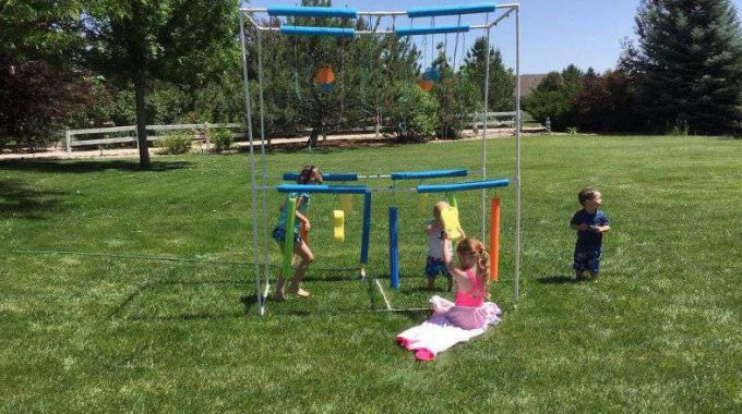 Sprinkler Mister House – Fun for Everyone!