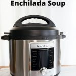 Do you want an easy slow cooker enchilada soup? This recipe is inexpensive, easy, and can be adjusted for small or large groups of people.