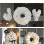 Did you know that you can make holiday decor that's inexpensive, easy, and fun with coffee filters? I made some projects that I'm super excited about and wanted to share them with you.