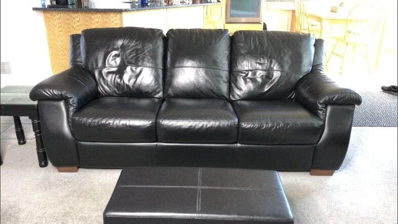 We Have Leather Couches In Our Home When You Spend That Kind Of Money Want To Take Good Care Them I Thought Would Share How Clean