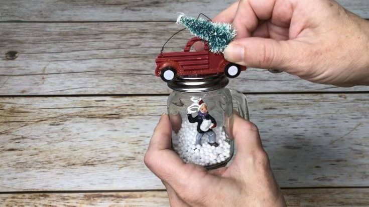 Making Ornaments from Seasoning Shakers