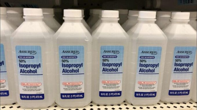 15 Ways To Use Rubbing Alcohol