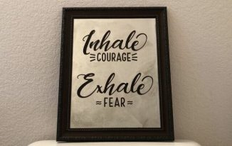 $5 Inspirational Wall Art