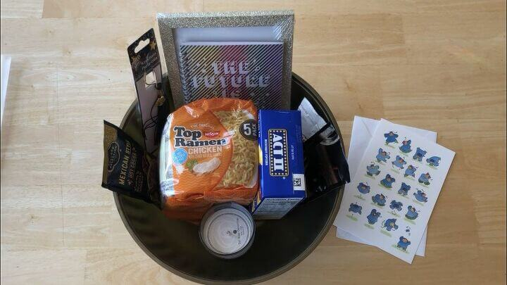 Easy Personalized Graduation Gift (10) care package