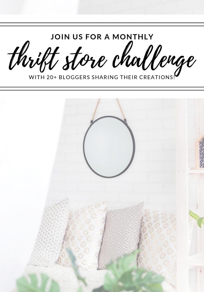 Thrift Store Challenge Logo