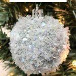 How do you make homemade ornaments? How do you make easy Christmas ornaments? I'm sharing how I made 8 DIY ornament gifts.