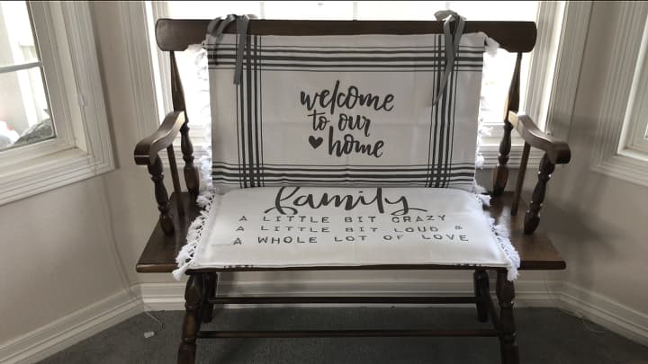 Diy Rugs Into Pillows Or Cushions