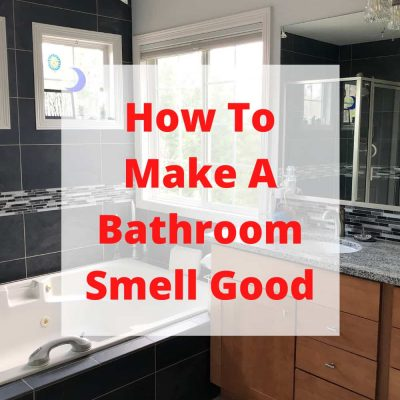 How do I make my bathroom smell nice? There are a variety of reasons a bathroom can have odors. Here you'll learn how to make your bathroom smell good all the time!