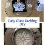 Did you know glass etching is so easy? Easily customize dishes, candle holders, mirrors, and more with this easy technique.