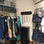 Hometalk TV asked me to host an episode that would include how to easily organize a closet. I'm sharing how to organize a closet with some of my favorite tips, tricks, and hacks.