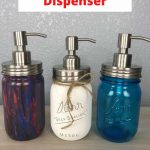 Did you know you can make your own hand soap dispenser? I'm going to show you 3 ways I made them using a mason or recycled jar! This is a fantastic and useful DIY gift idea that everyone needs.