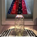 What materials can be used to make a lampshade? How do you make an old lampshade look new? How do you revamp a lampshade? I found a cute lamp at a thrift store and I'm sharing my DIY lampshade makeover.