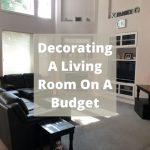 How can I decorate my living room for cheap? How can I make my house look good with no money? These are questions I get, and today I'm sharing decorating a living room on a budget.
