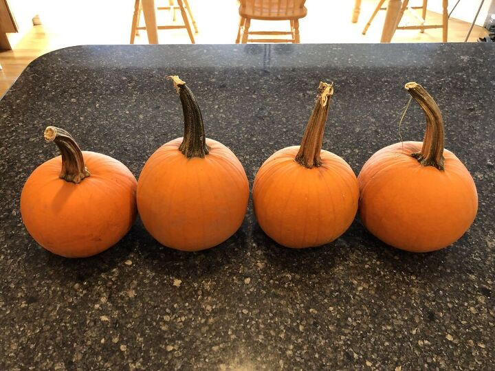 What pumpkin is good for roasting? When you buy it at the store it's called a pie pumpkin. When you grow it from seed there are a few different varieties. Look on the label and it will tell you if it's a pumpkin for cooking or eating.