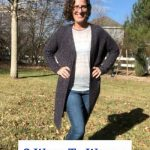 How do you wear a sweater? I love cardigans and today I'm sharing 3 ways you can wear a sweater.