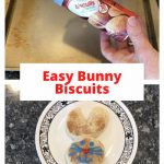 Want to make fun easy bunny biscuits? With a roll of refrigerated biscuits, you can make these easy bunny biscuits anytime. Easy to change up, and my kids still love them to this day!