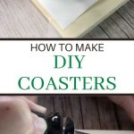 Do you want to make your own DIY coasters? I like to make gifts for all occasions and these can be useful items many people need. I have come up with 3 different sets that are easy to make.