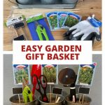 Do you need an easy gift idea for a gardener? You can make this garden gift basket that's great for indoors or outdoors.