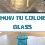 I am so excited to share an easy way to color glass candle holders, recycled, jars, picture frames, etc. It is an easy way to change up seasonal decor, celebrate holidays and special occasions, and more. This project is fun for all ages. (and it's so easy to do.) #chascrazycreations #colorglass #howtocolorglass