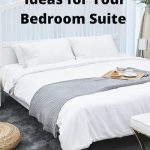Do you want to fancy up your bedroom suite? I have the top 5 inspiring ideas on how to do just that!