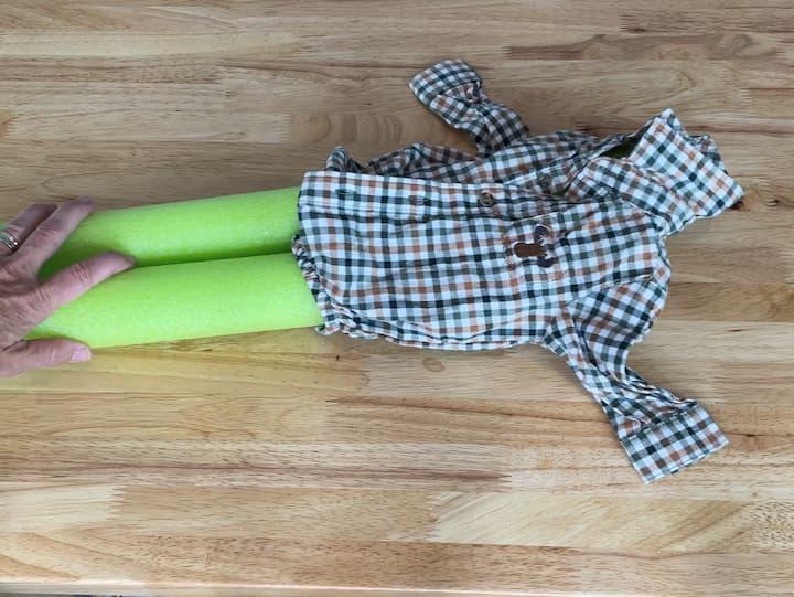 DIY Gnome 2. Make the diy gnome body