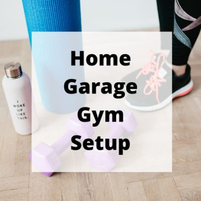 Do you want a garage gym setup in your home? If you're on a budget, here are some ideas of where to start building your home gym.