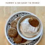 What is pumpkin pie fluff? It's an easy and delicious recipe that you can eat alone or use as a dip, and it's super easy to make.