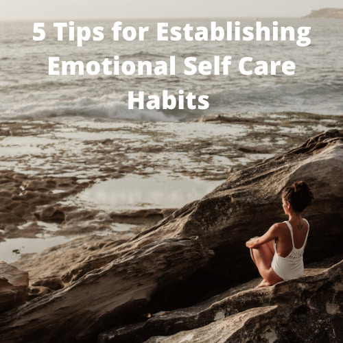 After battling breast cancer I have found emotional self care is a must. I have 5 tips and some great DIYs to share with you.